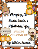 Go Math Chapter 3 Review for Second Grade
