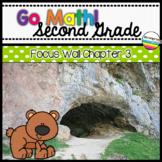 Go Math! Chapter 3 Second Grade Focus Wall