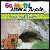 Go Math! Chapter 3 Second Grade Focus Wall