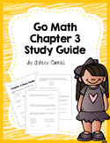 Go Math Chapter 3 Study Guide