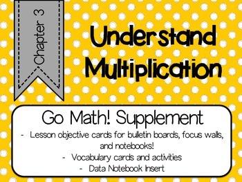 Go Math! Chapter 3 Supplement