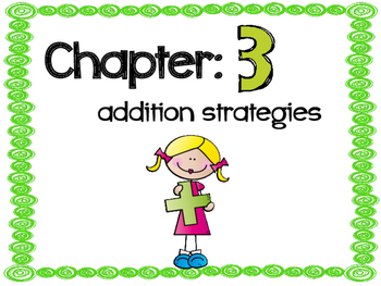 Go Math Chapter 3 Vocabulary Cards