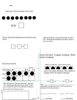 Go Math Chapter 4 Formative Assessment