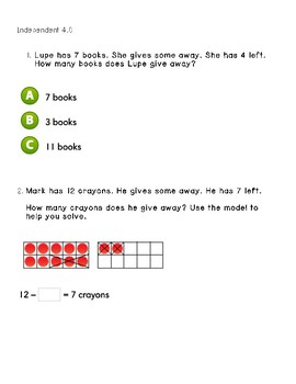 Go Math Chapter 4 Lessons 1-6