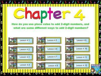 Go Math - Chapter 4 - Second Grade