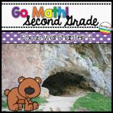Go Math! Chapter 4 Second Grade Focus Wall