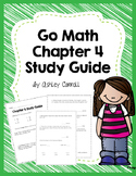 Go Math Chapter 4 Study Guide