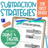 Go Math Chapter 4, Subtraction Strategies