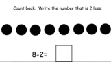 Go Math Chapter 4 (Subtraction Strategies) First Grade