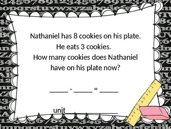 Go Math! Chapter 4 Subtraction Strategies PowerPoint - First Grade