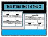 Go Math Chapter 4 Tens Frame Step 1 & Step 2