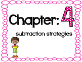 Go Math Chapter 4 Vocabulary Cards
