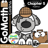 Go Math-Kinder Math Centers, Addition- Chapter 5