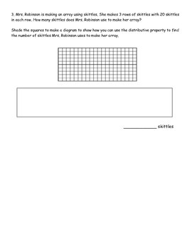 Go Math Chapter 5 Extra Practice - Third Grade