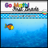 Go Math! Chapter 5 First Grade Focus Wall