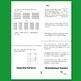 Go Math Chapter 5 Flip Book Reviews - 3rd Grade