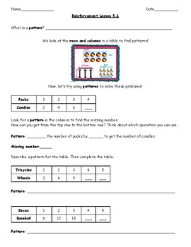 Go Math Grade 6 Reteach Answers