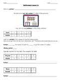 Go Math Chapter 5 Grade 3 Reinforcement/Reteach Work
