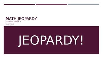 Multiplication Strategies Jeopardy (Grade 3)