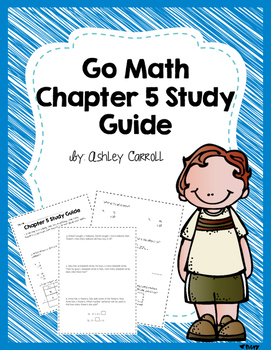 Go math chapter 5 teaching resources teachers pay teachers fandeluxe Image collections