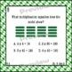 GO Math Chapter 5 Task Cards Grade 3
