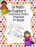 Go Math Chapter 6 - 3rd Grade - Understand Division - Mermaids