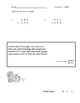 Go Math Chapter 6 Exit Slips - 2nd Grade