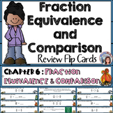 Go Math 4th Grade Chapter 6 Fraction Equivalence and Comparison Activity