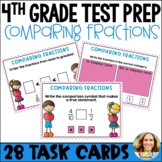 Go Math Chapter 6 Review Task Cards-4th Grade