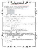 First Grade Go Math Chapter 6 Study Sheet for Parents