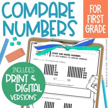 Go Math Chapter 7 Compare Numbers