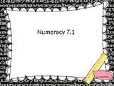 Go Math! Chapter 7 Compare Numbers- First Grade