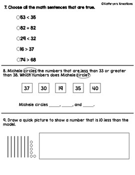 Go Math Chapter 7 Review Test