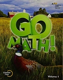 Go Math! Grade 5 Chapter 7 Smartboard Lessons