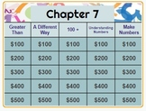 Go Math! Chapter 7 jeopardy review game
