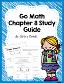 Go Math Chapter 8 Study Guide