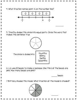 Go Math Chapter 8 Study Guide Grade 3 by Ashley Carroll | TpT