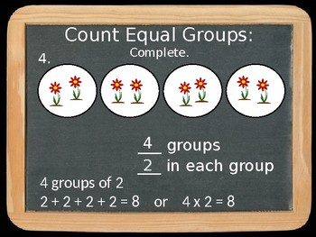 Go Math Chapter 8 introduction Understand Fractions PowerPoint grade 3