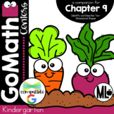 Go Math-Kinder Math Centers, Identify and Describe Two-Dimensional Shapes,Ch.9