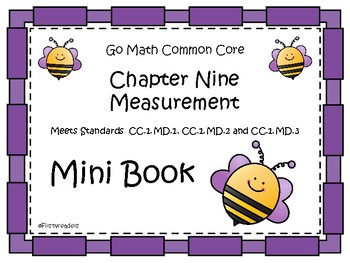 Go Math Chapter 9 Mini Book