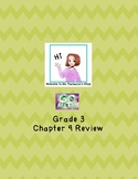 Go Math Chapter 9 Review
