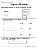 Go Math Chapter 9 Review Test