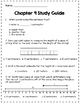 Go Math Chapter 9 Study Guide