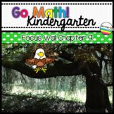 Go Math! Chapter 9 Kindergarten Focus Wall