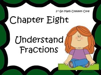 Go Math Chapter Eight Focus Wall Grade 3