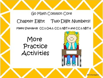 Go Math Chapter Eight More Activities Grade 1
