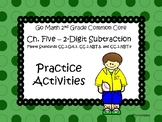 Go Math Chapter Five Activities Grade 2