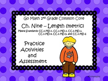 Go Math Chapter Nine Activities Grade 2