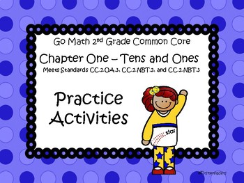 Go Math Chapter One Activities Grade 2