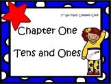 Go Math Chapter One Focus Wall Grade 2